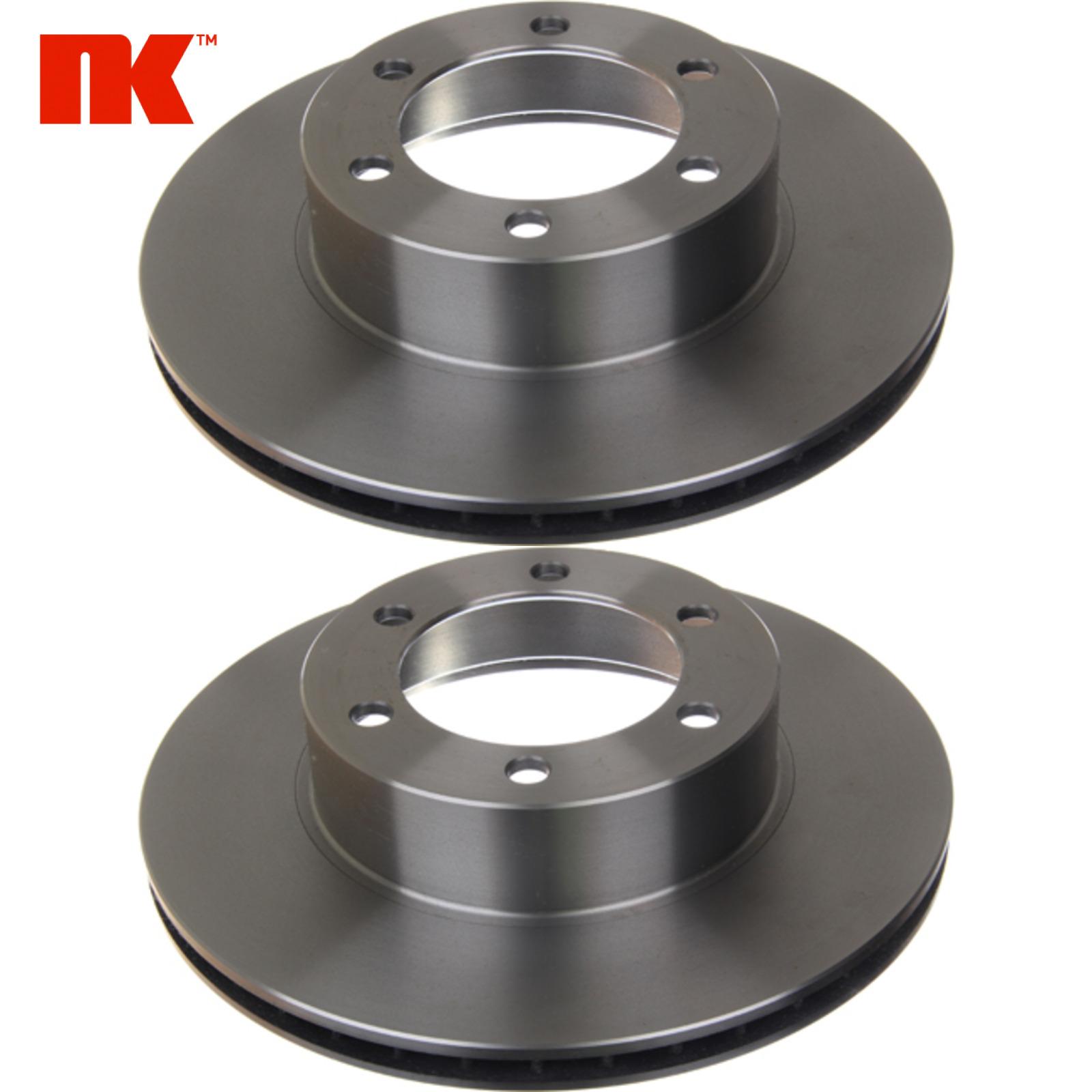 2x NK Bremsscheiben Vorn Vorderachse TOYOTA 204577