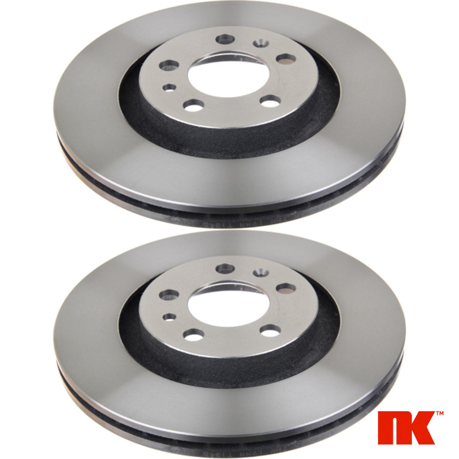 2x Bremsscheiben NK 204759